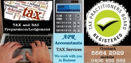 Tax accounting Gold Coast